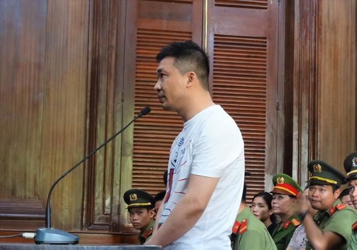 Bị cáo Văn Kính Dươngbị đề nghị mức án tử hình. Ảnh: Dân Việt