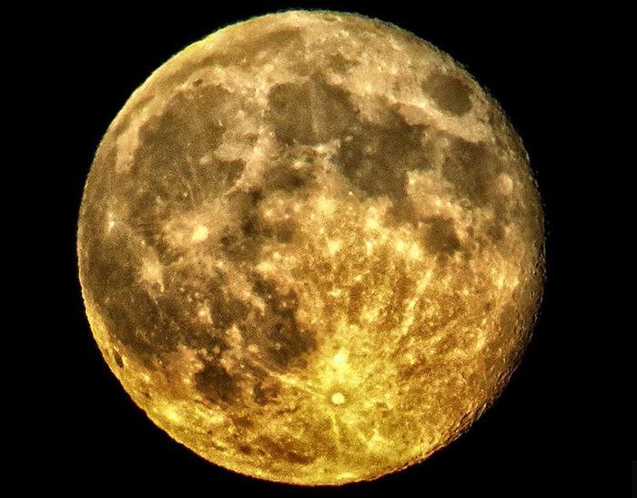 Qua 4,5 tỉ năm, kích thước của Mặt Trăng đã giảm khoảng 100 mét.