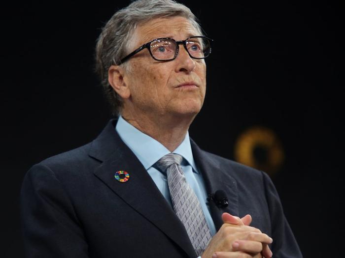 10 sự thật cho thấy Bill Gates giàu khủng khiếp tới mức nào ảnh 0