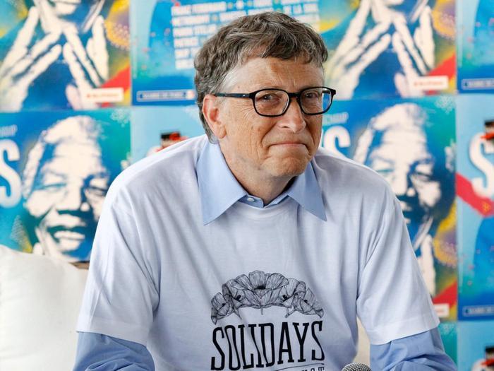 10 sự thật cho thấy Bill Gates giàu khủng khiếp tới mức nào ảnh 1