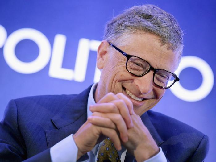 10 sự thật cho thấy Bill Gates giàu khủng khiếp tới mức nào ảnh 2