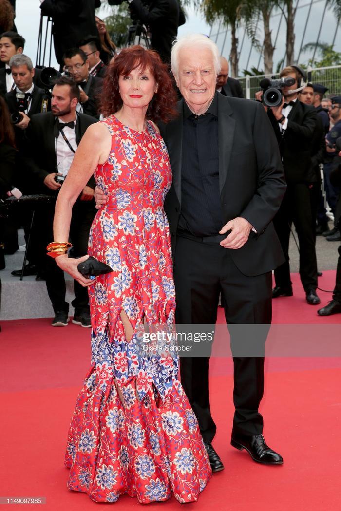 Sabine Azema và Andre Dussollier