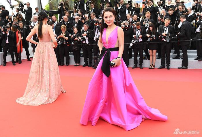 Thảm họa thảm đỏ đến từ Trung Quốc liên tục xuất hiện tại LHP Cannes 2019 ảnh 3
