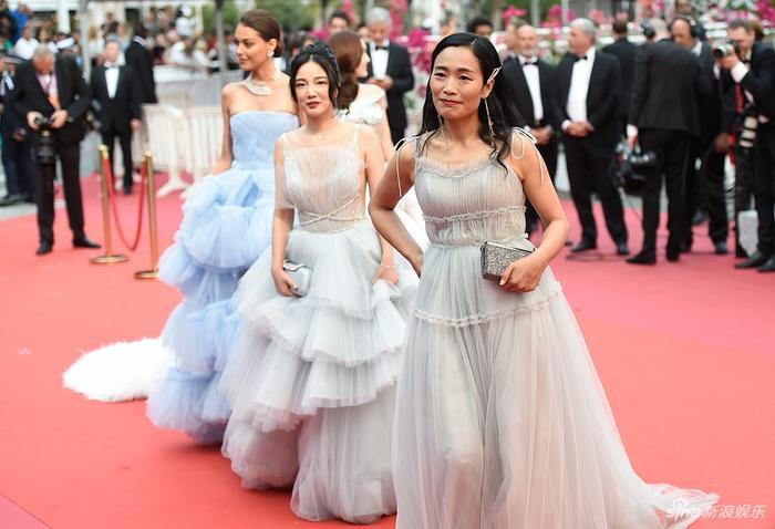 Thảm họa thảm đỏ đến từ Trung Quốc liên tục xuất hiện tại LHP Cannes 2019 ảnh 4