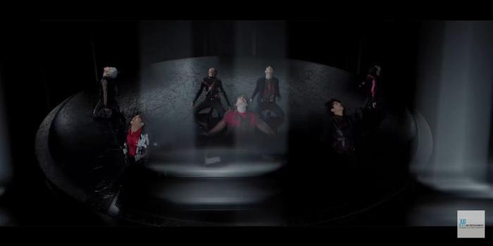 Hình ảnh trong MV lần này vô cùng hoành tráng.
