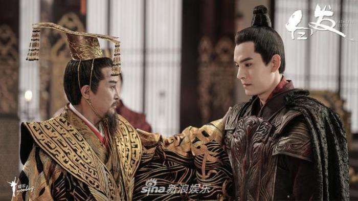 'Bạch Phát': La Vân Hi đau lòng gả Trương Tuyết Nghênh, Lý Trị Đình bá khí từ hôn
