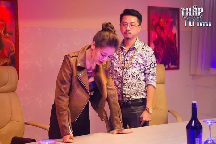 """Nam Thư đảm nhận vai nữ chính """"Thập Tứ"""" trongdự án thứ hai của mình đó là web-drama """"Thập Tứ Cô Nương""""."""