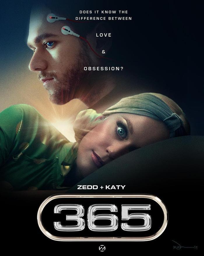Ca khúc 365 hợp tác với Zedd là một cú flop khá đau của Katy Perry.