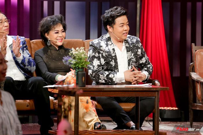 HLV Quang Lê cảm nhận trọn vẹn cảm xúc với phần thi của Minh Dũng - Thái Ngân.