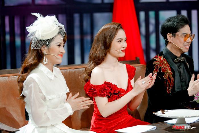 Ngọc Sơn và Giang Hồng Ngọc hài lòng về đôi song ca duy nhất của Thần tượng Bolero 2019.