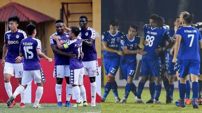 CLB Hà Nội và Bình Dương sẽ có cơ hội gặp nhau ở chung kết khu vực Đông Nam Á AFC Cup 2019.