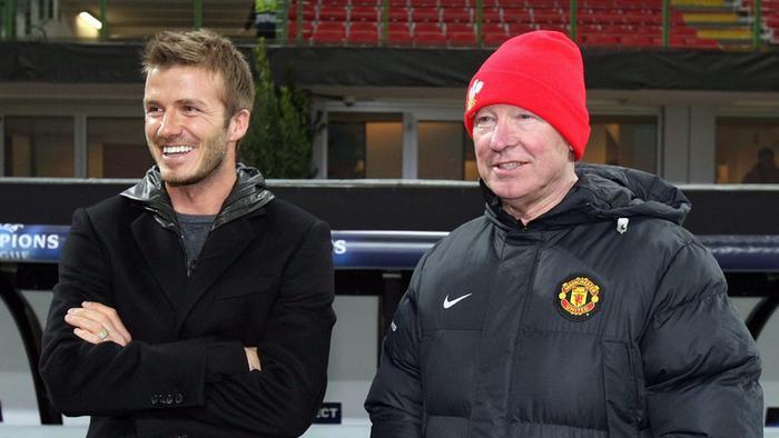 Sir Alex là cái gai trong mắt David Beckham thời đó.
