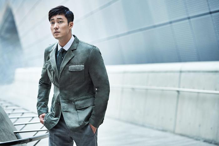Quý ông mẫu mực của Hàn Quốc nay đã có bồ.