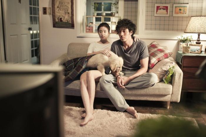 """Năm 2011, Han Hyo Joo cùng So Ji Sub đóng phim """"Chỉ riêng mình em""""."""