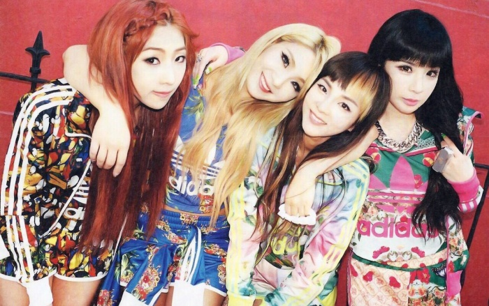 Hôm nay là sinh nhật thứ 10 của 2NE1.