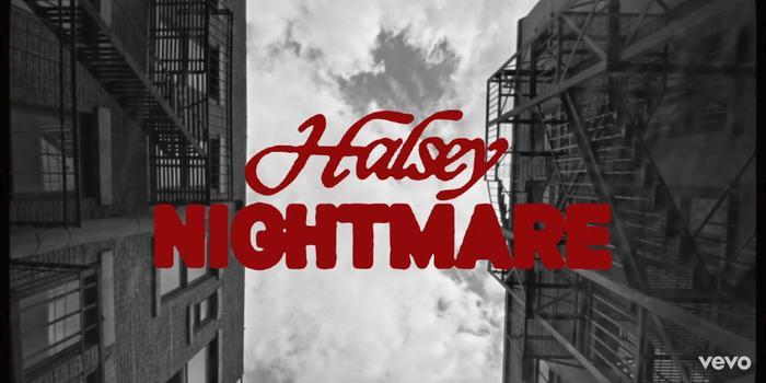 Halsey tung MV Nightmare trong sự bất ngờ từ người hâm mộ.