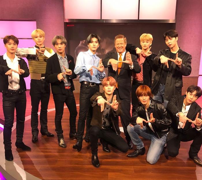 Sau khi nhận nhiều phản hồi tiêu cực, MC chương trình KTLA 5 Morning News xin lỗi NCT 127 trên trang cá nhân.