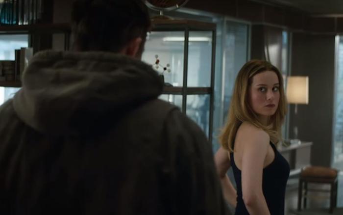Bản thân Brie Larson cũng không biết bao giờ Captain Marvel 2 khởi quay! ảnh 1