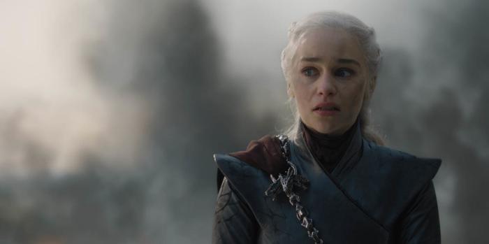 Daenerys Targaryen hóa điên vì quyền lực trong tập cuối.