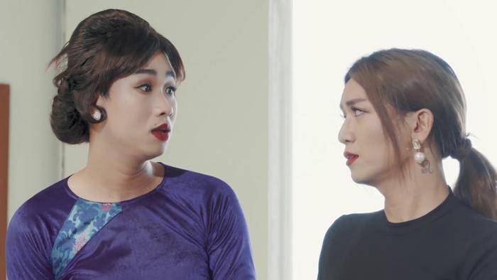 Hải Triều thường đồng hành cùng BB Trần trong công việc và cuộc sống