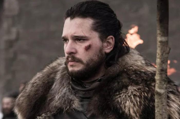 Jon Snow cùng nhóm người Wilding đi vào rừng…