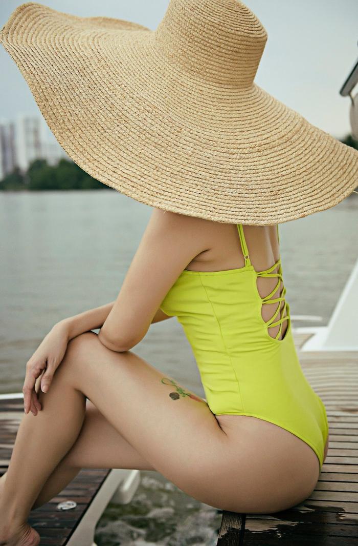 Dương Yến Ngọc diện áo tắm vẫn khiến nhiều gái trẻ phát hờn vì body tuyệt đẹp ở tuổi 40 ảnh 6