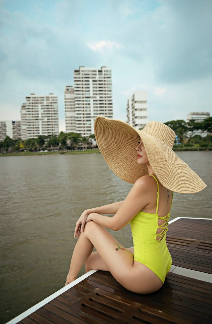 Dương Yến Ngọc diện áo tắm vẫn khiến nhiều gái trẻ phát hờn vì body tuyệt đẹp ở tuổi 40 ảnh 7
