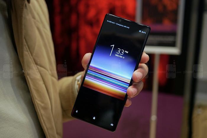 Sony Xperia 1, điện thoại cao cấp mới nhất của Sony.