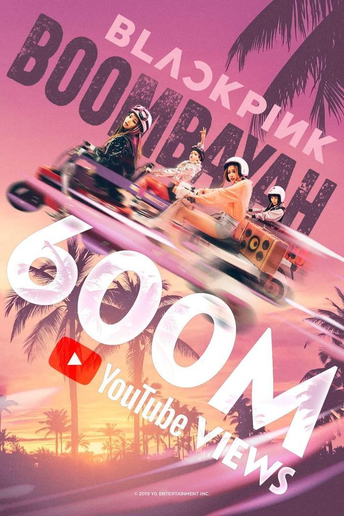 Nhờ MV BOOMBAYAH, BlackPink trở thành group Kpop đầu tiên và duy nhất làm được điều này ảnh 0