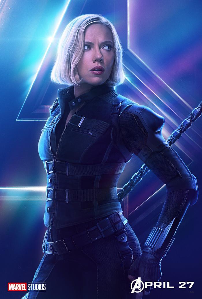 Natasha Romanoff (Black Widow)