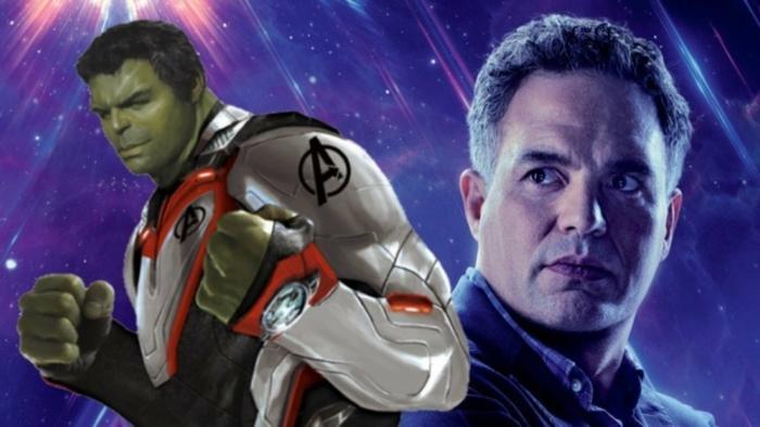 Bruce và Hulk đã kết hợp để tạo thành Giáo sư Hulk.