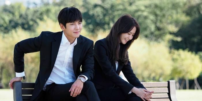 Những phân cảnh tình cảm của Ji Chang Wook và Yoona trong phim.