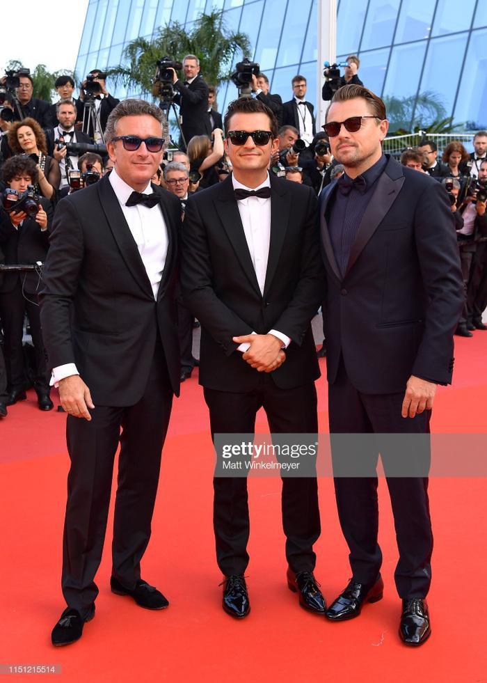 Alejandro Agag, Orlando Bloom và Leonardo DiCaprio