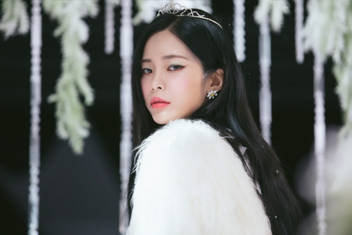 """Một trong những """"nữ hoàng nhạc số"""" khác của K-Pop là Heize, có tên thật là Jang Da Hye."""