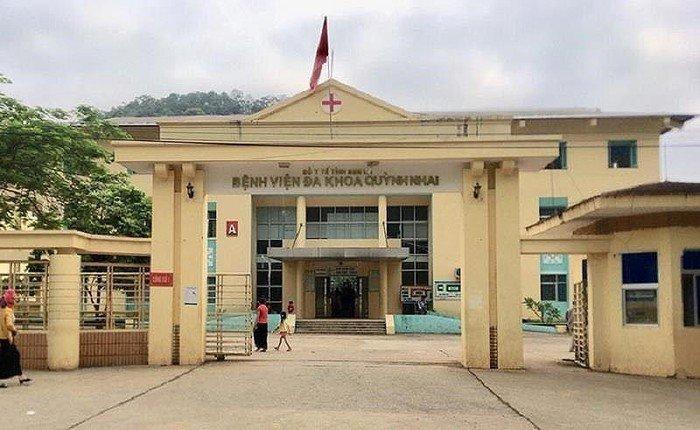 Bệnh viện xảy ra vụ việc bé 13 tuổi nghi bị xâm hại trong phòng chụp X-quang.