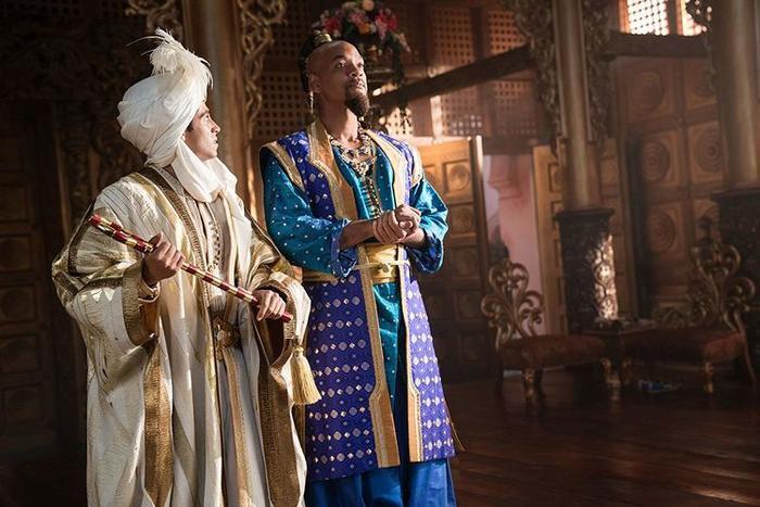 Aladdin 2019: Cặp đôi bị chỉ trích trở thành điểm sáng, kẻ được kỳ vọng lại gây thất vọng ảnh 5