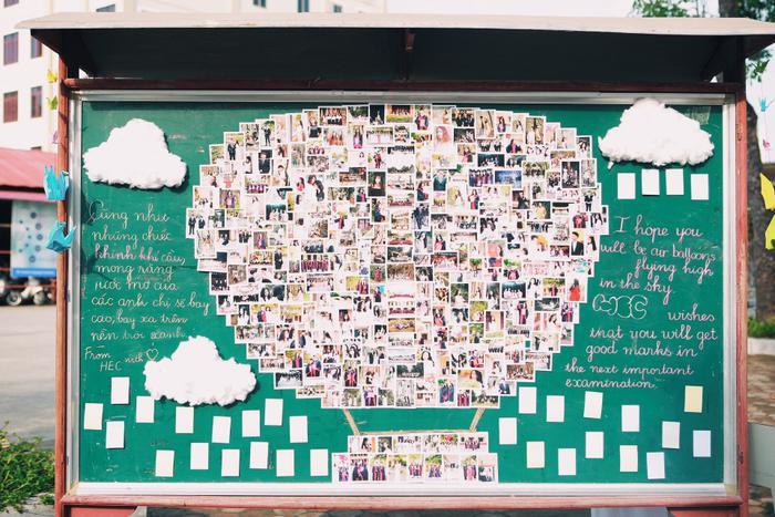 Lời nhắn nhủ đến những cô gái, chàng trai của tuổi 17: Mong rằng ước mơ sẽ bay cao, bay xa trên nền trời xanh