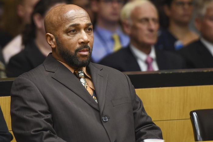 Keith Bush, hiện 62 tuổi, bị kết tội oan suốt 33 năm.