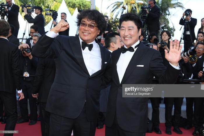 Bong Joon Ho và Song Kang Ho