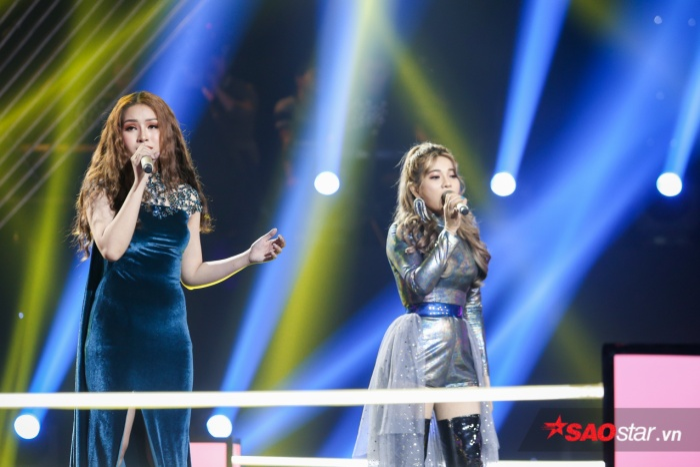 Bích Tuyết team Thanh Hà
