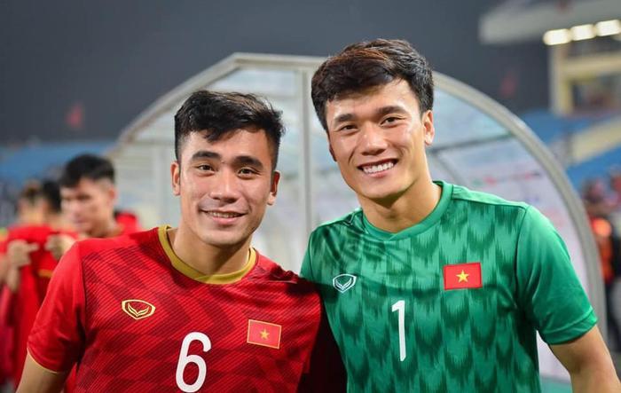 Anh em Bùi Tiến Dũng – Bùi Tiến Dũng sẽ là đầu tàu dẫn dắt U23 Việt Nam.