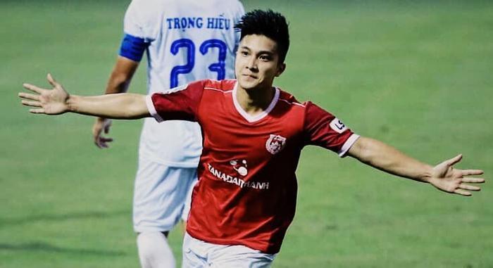 Martin Lo là cầu thủ Việt Kiều duy nhất được triệu tập lên U23 Việt Nam.