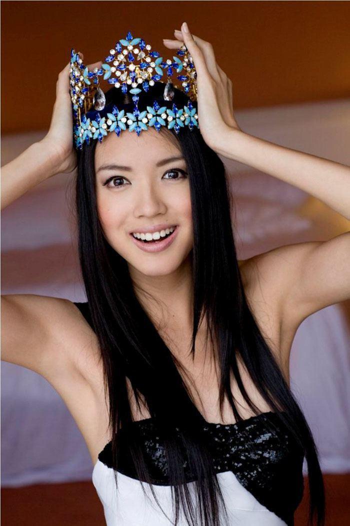 Thời điểm đăng quang, Trương Tử Lâm vừa tròn 23 tuổi.