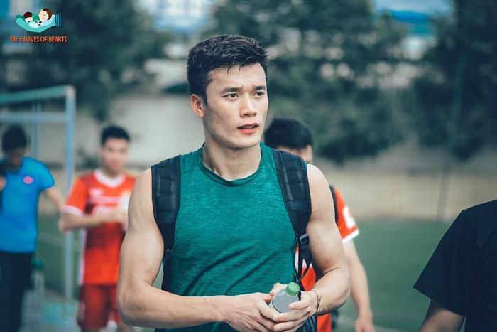 5 cầu thủ U23 Việt Nam khiến chị em 'điên đảo' vì đẹp trai ảnh 5