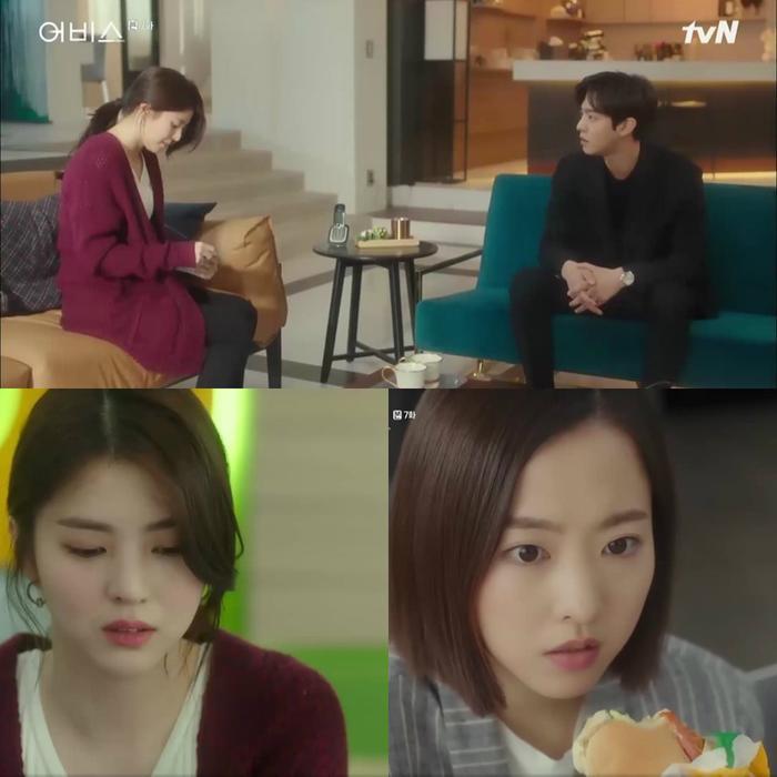Hee Jin thú nhận mình là con gái trên giấy tờ của Young Cheol.