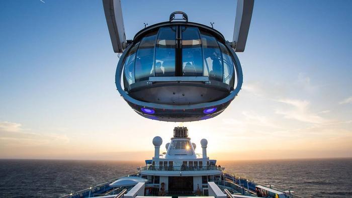 Đài quan sát Sao Bắc Đẩu nằm ở độ cao 91,5 m so với mực nước biển sẽ cho du khách tầm nhìn khắp đại dương bao la.