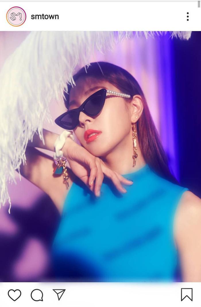 SM Entertainment thông báo về màn tái xuất của BoA trong năm nay.