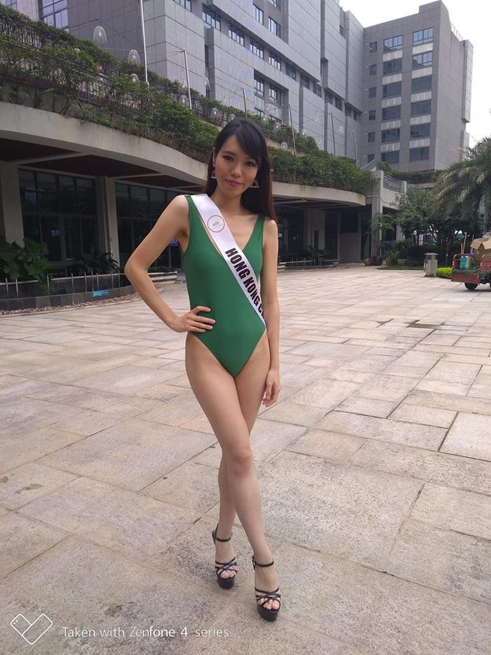 """Trong đóHoi Lam Law, người được fan Việt nhận xét là """"bản sao bị lỗi"""" của Lan Khuê tiếp tục bị cư dân mạng chê bai khi cô tham gia sân chơi này."""