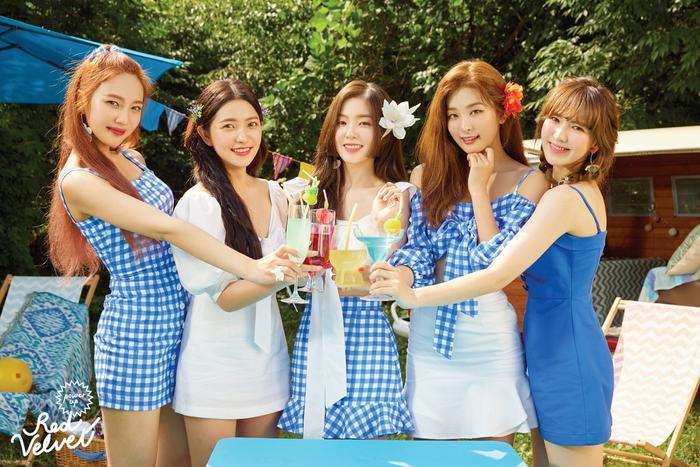 Red Velvet đang chững lại so với nhiều đồng nghiệp khác.