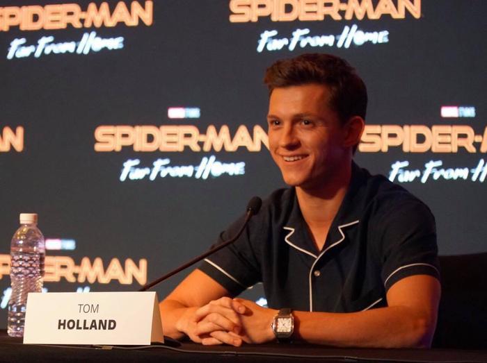 """Spider-Man của Tom trở lại sau 5 năm """"bay màu""""."""